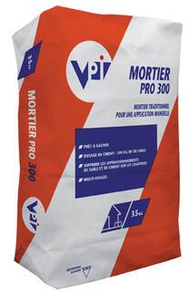 Mortier Pro 300 Vpi Montage Fiches Produits
